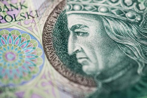 Banknot 100 zł jako metafora poręczenia majątkowego - kaucja